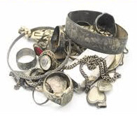 About Busby Antiques and Collectibles - we buy scrap silver and jewelry
