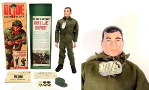 Buying action figures and vintage toys - GI Joe by Hasbro